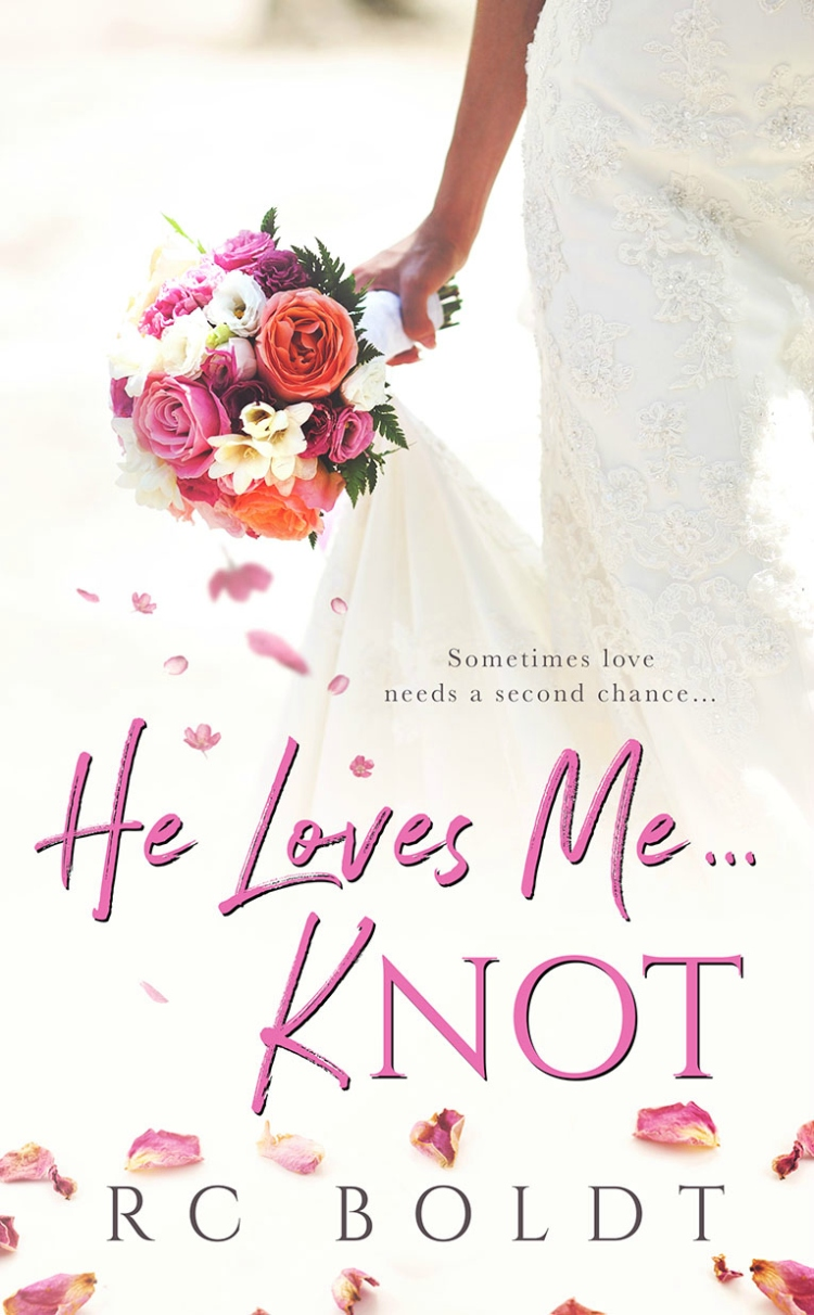 He Loves Me...KNOT Ebook Cover