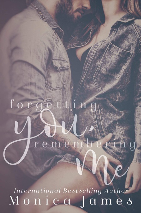 forgetting you remembering me