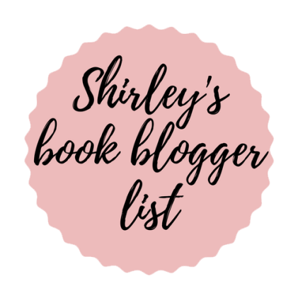 Shirley's book blogger list (no background)