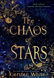 Cover Reveal_ The Chaos of Stars by Kiersten White | Epic Reads Blog