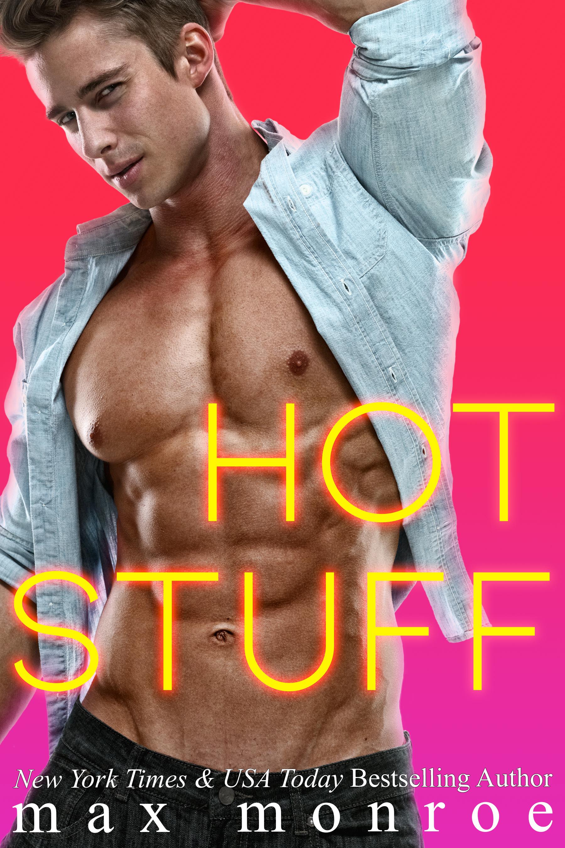 hot stuff cover